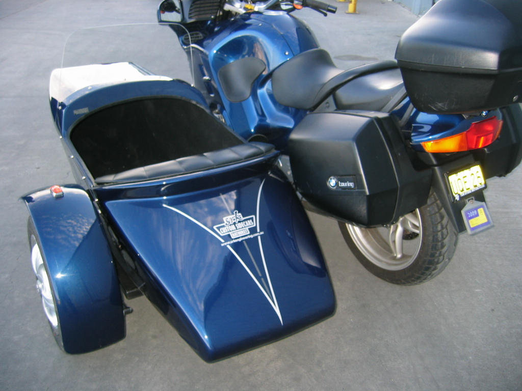 Classic | Premier Sidecars Australia - The right sidecar for